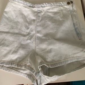 American Apparel Shorts - American apparel high waisted shorts